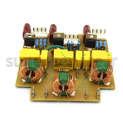 برد نویزگیر رادیویی همیلتون HMD200&400