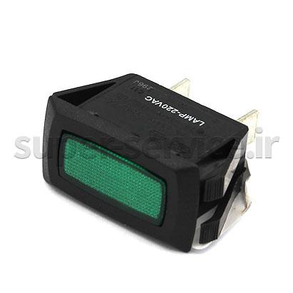 لامپ نشانگر سبز 240 ولت VP17A2