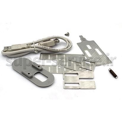 ملزومات نصب برای کاور کشویی پورت USB