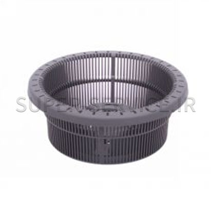 Pump suction filter