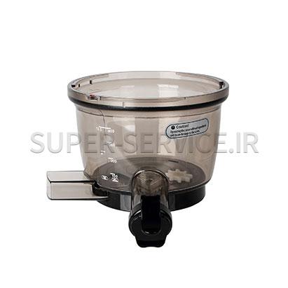 Juicing bowl b3000-4 pin