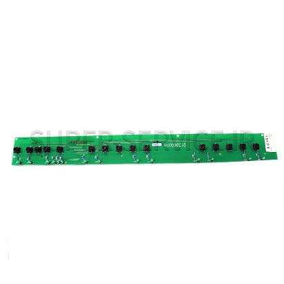 LED BOARD/SELECTION DT2 R