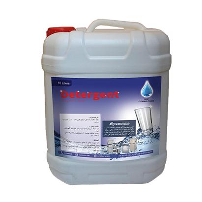 مایع ماشین ظرفشویی صنعتی 10 لیتری