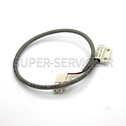Reed switch with screws