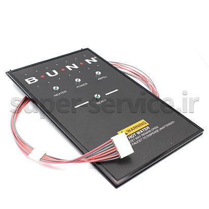 پنل نشانگرW/LED