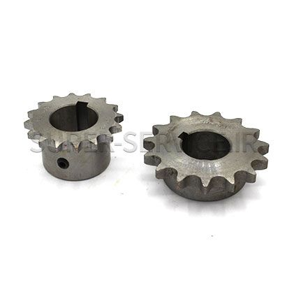TRACTION SHAFT PINION s 27/ s 45
