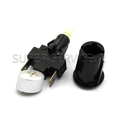 SILVER FLAME LIGHT COVER KIT
