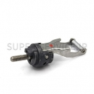 Spring U-bolt for door lock 1