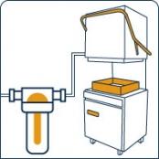 فیلتر آب ظرفشویی