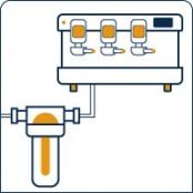 فیلتر آب اسپرسوساز